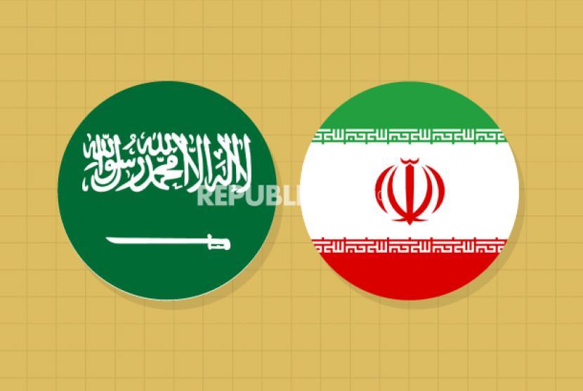 Merajut hubungan Arab Saudi-Iran