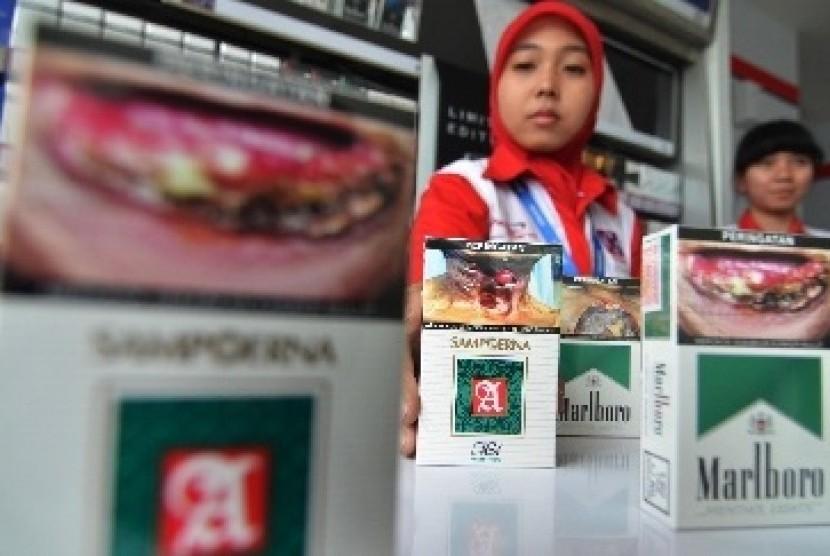 Merek rokok resmi (ilustrasi)