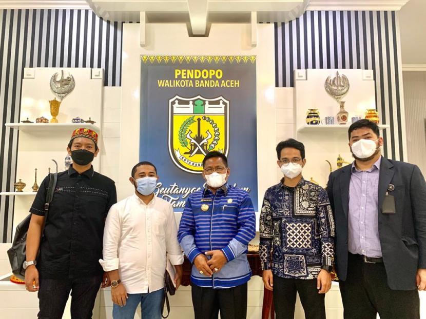 MES luncurkan Kopdar Gerakan Anak Muda Untuk Ekonomi Syariah (KOPDAR gaMES): Generasi Syariah (Gen-Sy) is Coming Kota Banda Aceh.