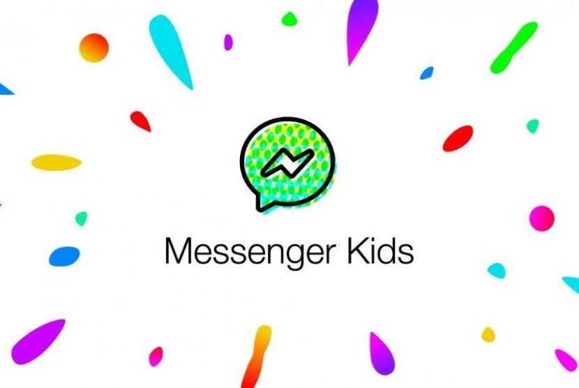 Messenger Kids Facebook.