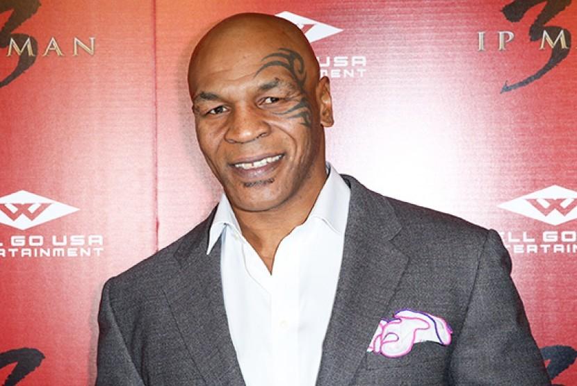 Veganisme, Rahasia di Balik Tubuh Kekar Mike Tyson