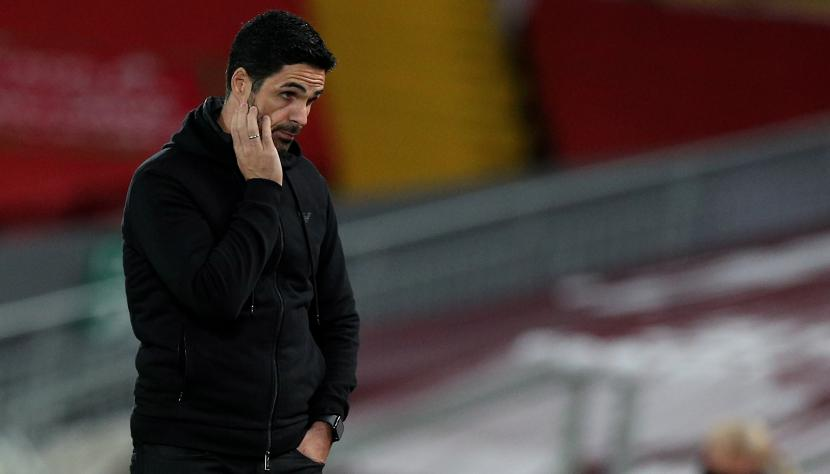 Arteta Siapkan Rencana Transfer Musim Dingin Arsenal
