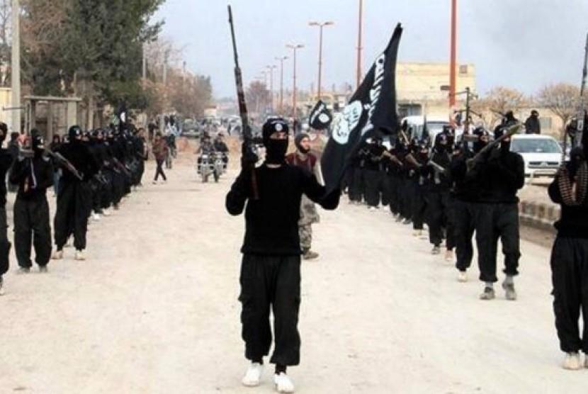 Milisi ISIS di Irak.