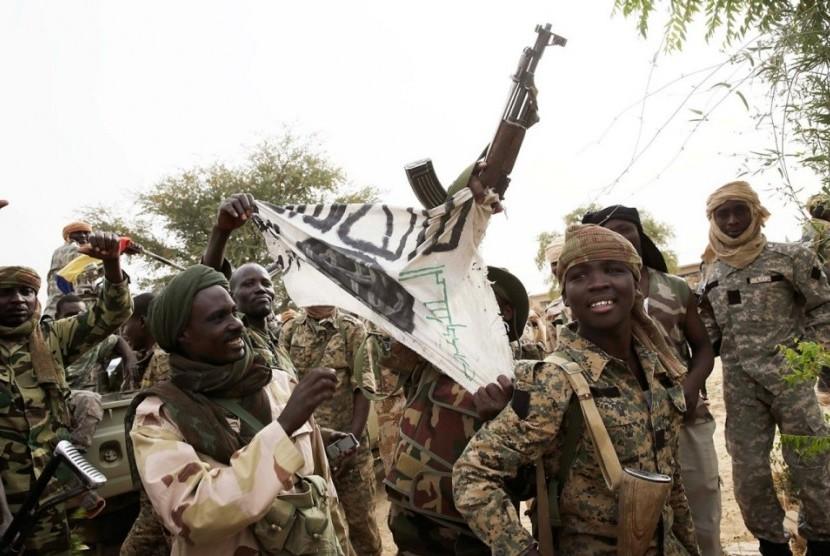 Militan Boko Haram.