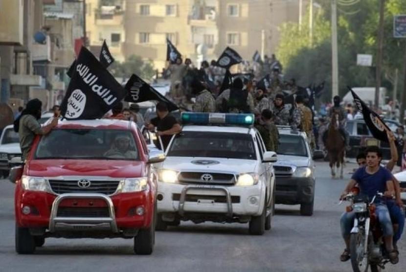ISIS di Raqqa, Suriah