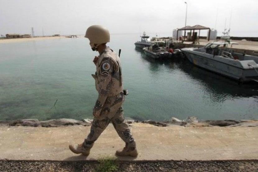 Militer Arab Saudi.