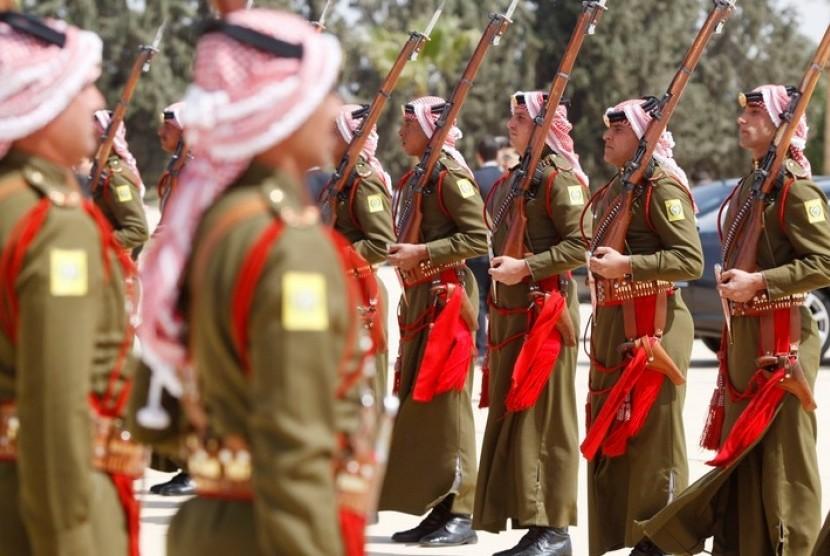 Militer Yordania