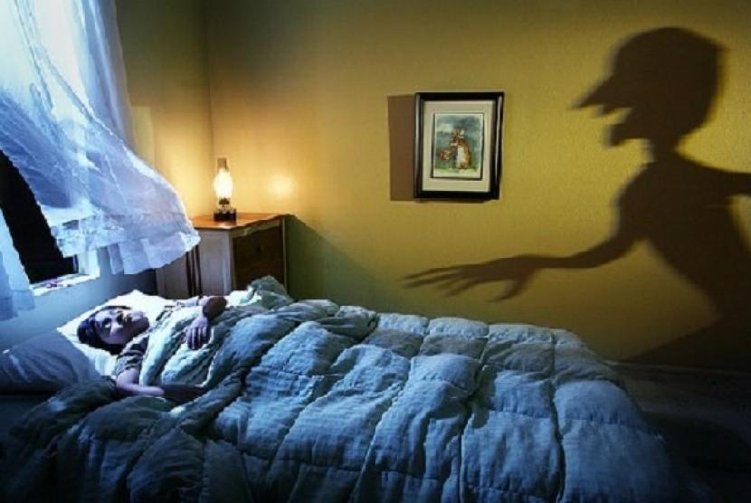 Mimpi Buruk. Ilustrasi