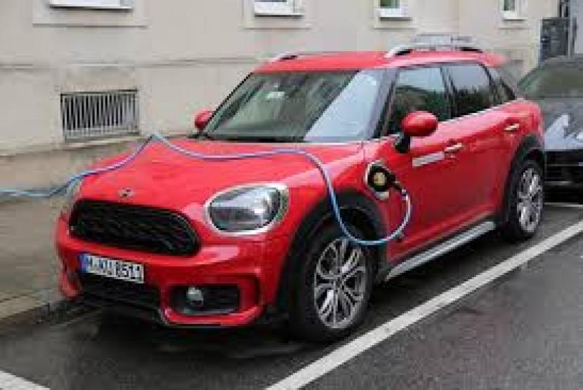 Mobil Listrik Mini Cooper Se Dibanderol Cukup Murah Republika Online