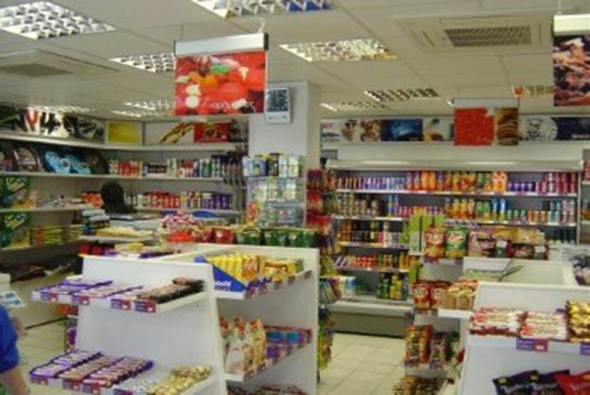Minimarket (ilustrasi)
