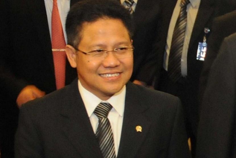 Minister of Manpowers and Transmigration Muhaimin Iskandar (file photo)