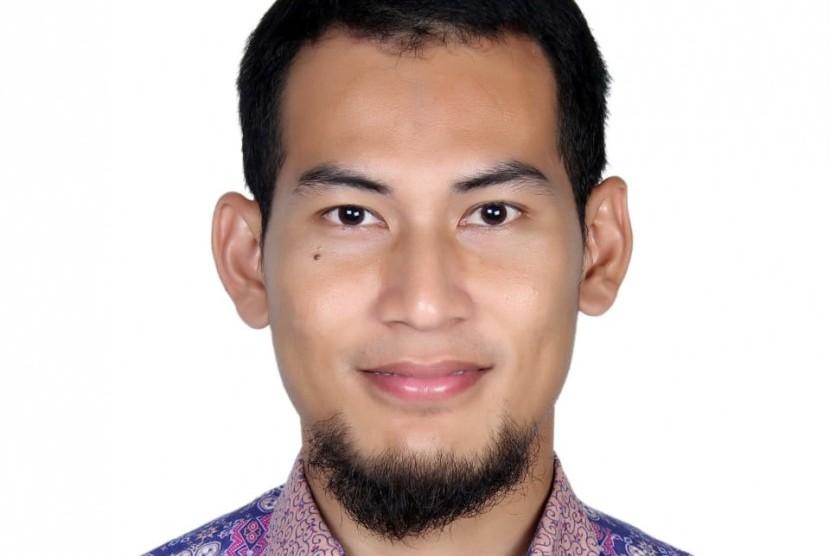 Miqdam Awwali Hashri, Amil Baznas Bidang Dakwah dan Advokasi
