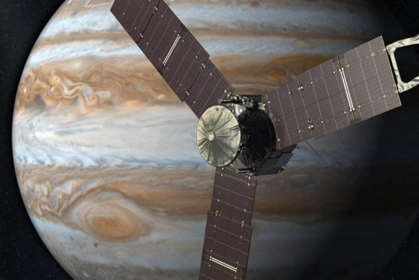 Misi Juno di Jupiter
