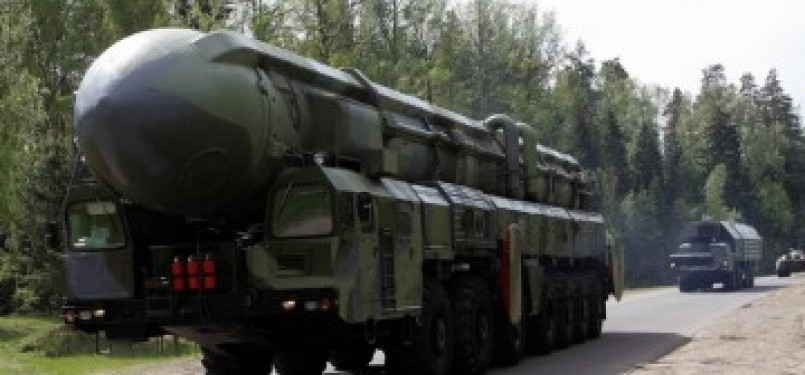 Misil nuklir Rusia