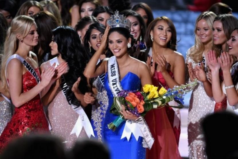 Miss Universe . (Ilustrasi)