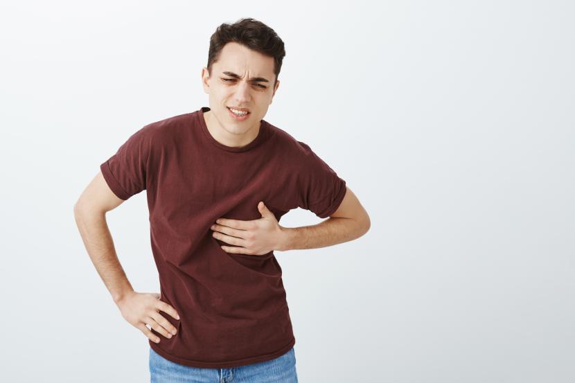 Mitos tentang penyakit jantung (ilustrasi).