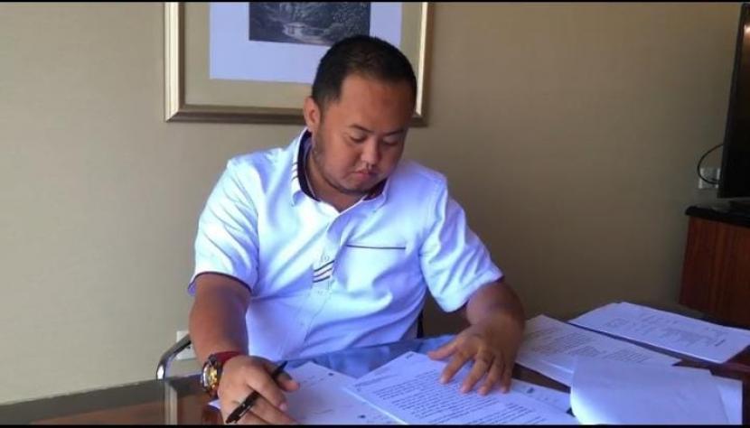 MK membatalkan pilkada Sabu Raijua. Foto: Kuasa Hukum Pasangan Calon 01 Adhitya Nasution