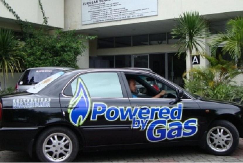 Mobil Gas UGM