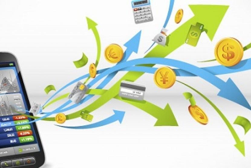 Mobile financing (ILustrasi)