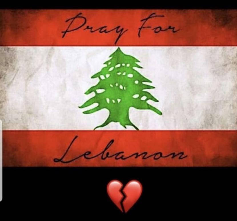 Ledakan Lebanon, Mohamed Salah: Pray for Lebanon