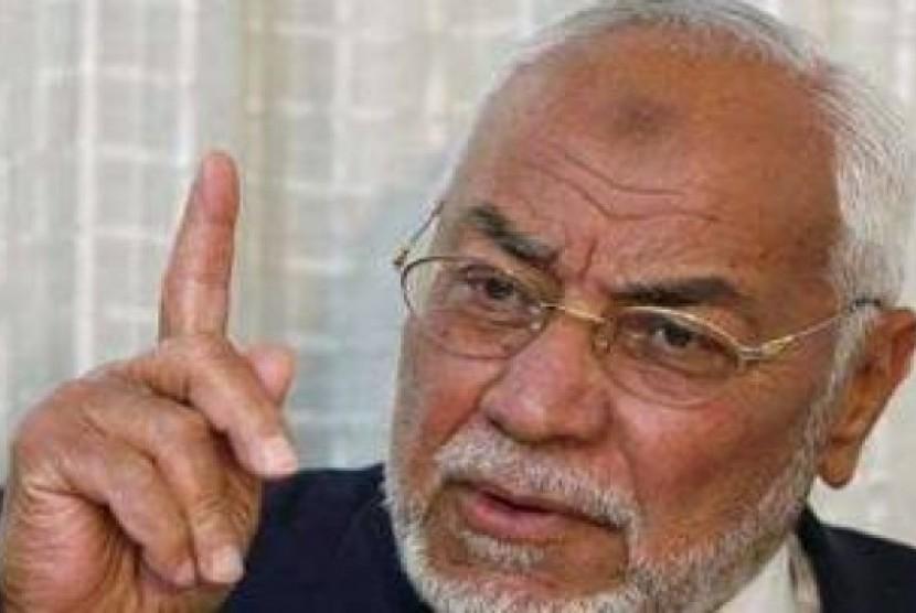 Mohammed Mahdi Akef.
