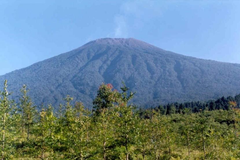 Mt Slamet