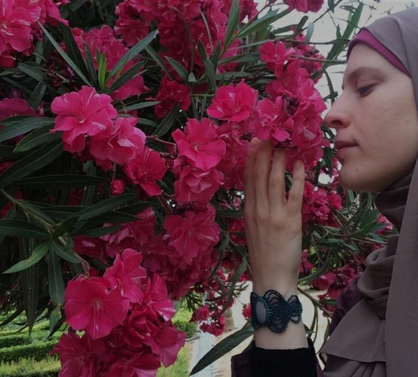 Mualaf Timea Aya, Kenal Islam di Mesir Syahadat di Hungaria