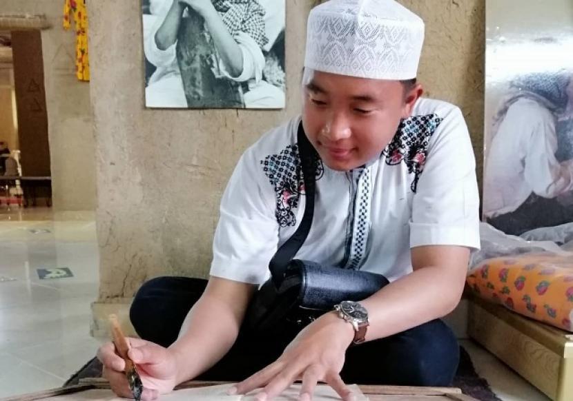 Puasa Ramadhan menjadi pintu gerbang Islamnya Rahmat Hidayat. Rahmad Hidayat