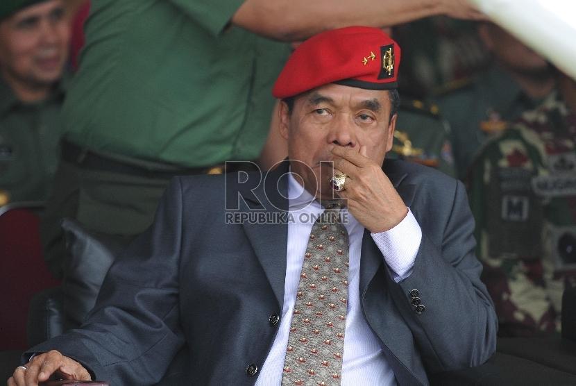 Muchdi PR . (Republika/Edwin Dwi Putranto)