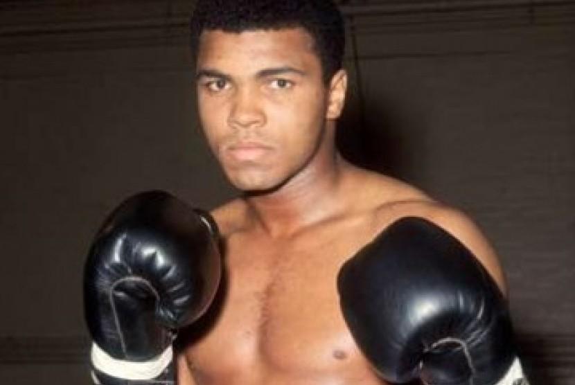Sebelum Meninggal Muhammad Ali Habiskan Hari Terakhir Di Rumah Sakit Republika Online
