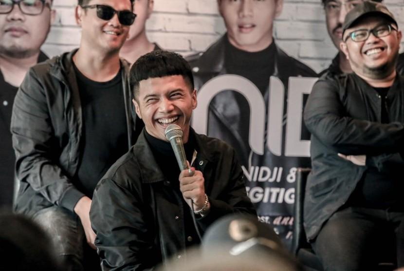Muhammad Yusuf Nur Ubay, vokalis Nidji yang baru.
