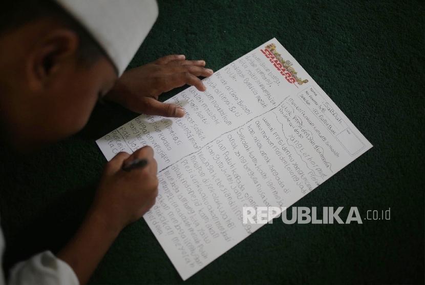 Tradisi Surat Menyurat Dalam Islam Republika Online
