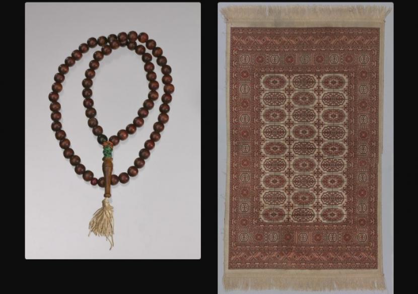 Museum Afrika-Amerika Tampilkan Artefak Islam Secara Daring. Foto: salah satu koleksi museum Afrika-Amerika