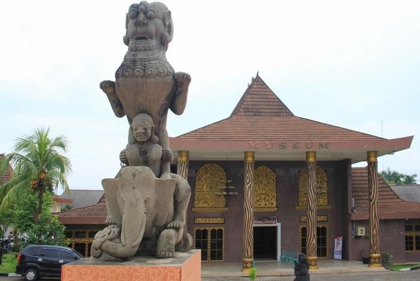 Musem Balaputra Dewa Tampilkan Sejarah dan Tradisi Sumsel | Republika Online