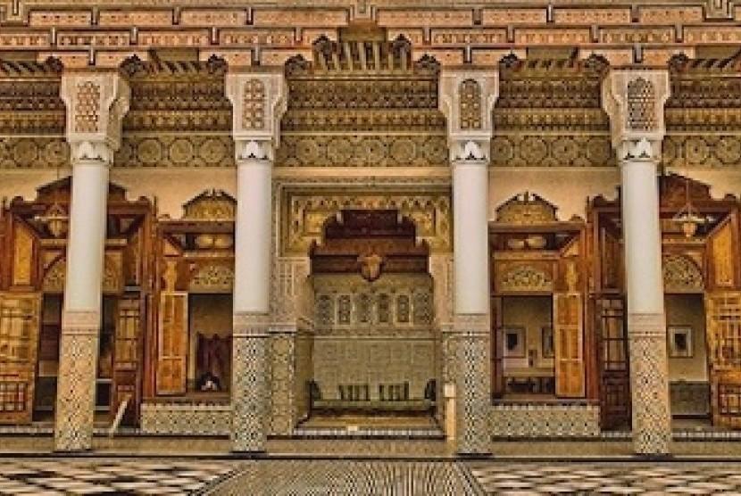 Museum Dar Si Said, Maroko.