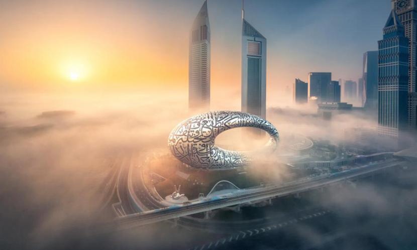Museum masa depan Dubai