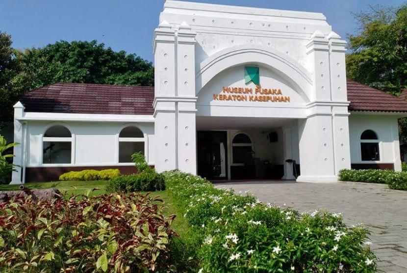 Museum Pusaka Keraton Kasepuhan Cirebon.
