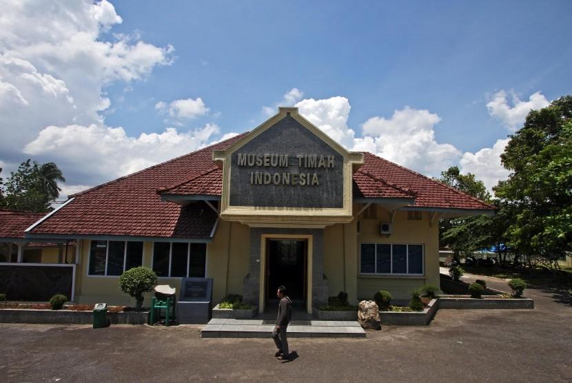 Museum Timah Indonesia, Pangkalpinang, Bangka Belitung.