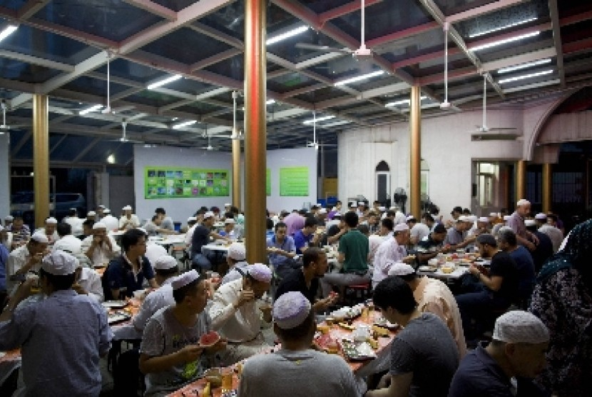 Muslim Cina