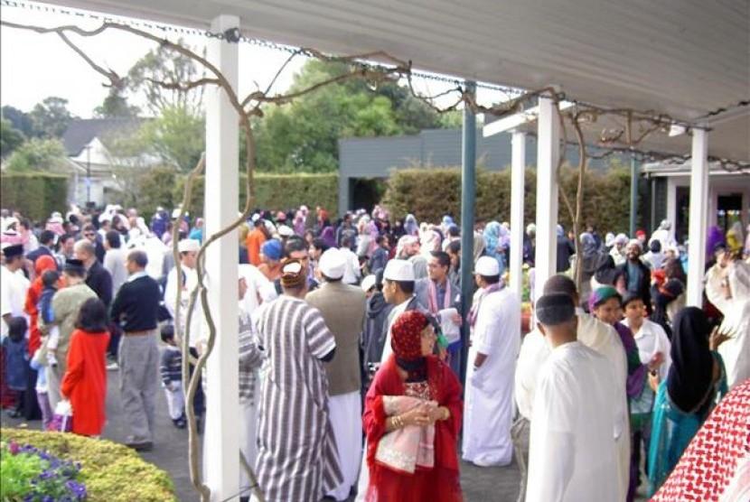 Muslim Selandia Baru Image