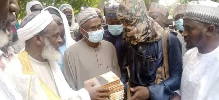 Muslim Nigeria.