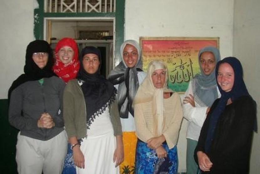 Muslimah di Jamaika