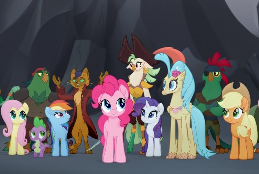 My Little Pony Perkenalkan Karakter Lesbian Republika Online