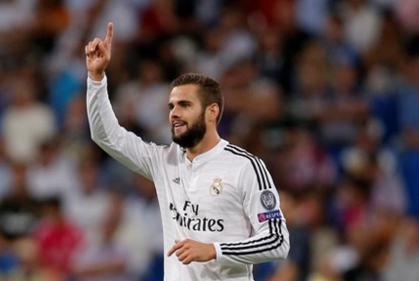 Bek Real Madrid Nacho Fernandez Positif Covid-19 | Republika Online