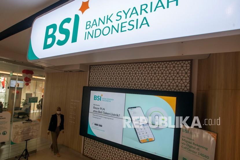 Bank Syariah Indonesia (BSI). PT Bank Syariah Indonesia Tbk menandatangani perjanjian kerja sama dengan tiga lembaga keuangan yaitu PT Reasuransi Syariah Indonesia, PT Reasuransi Nasional Indonesia, dan PT Asuransi Takaful Keluarga.