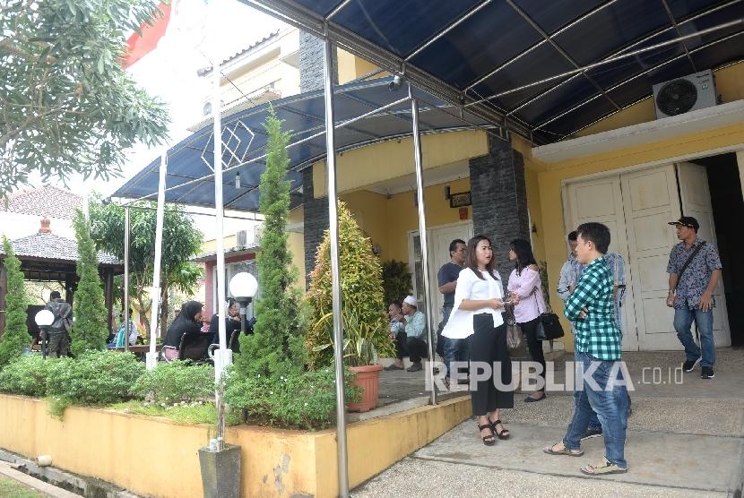 Nasabah Koperasi Simpan Pinjam (KSP) Pandawa Mandiri Grup (ilustrasi)