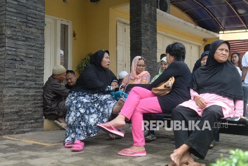 Para nasabah yang jadi korban penipuan Koperasi Simpan Pinjam (KSP) Pandawa Grup (ilustrasi)