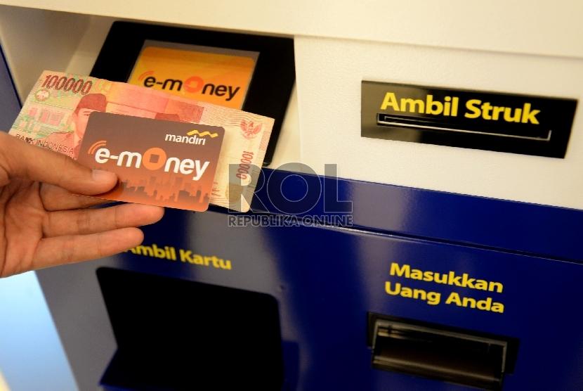 Bank Mandiri Dan Transjakarta Rilis Kartu E Money Khusus Republika Online