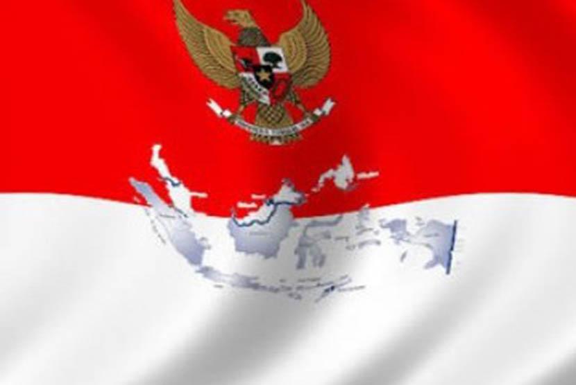 Negara Kesatuan Republik Indonesia (NKRI) . (ilustrasi)