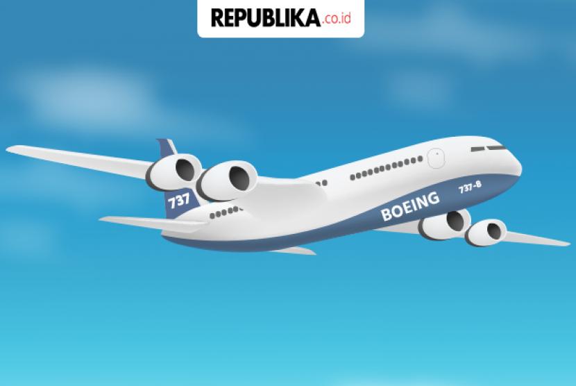 Negara yang setop gunakan pesawat Boeing 737 MAX 8.